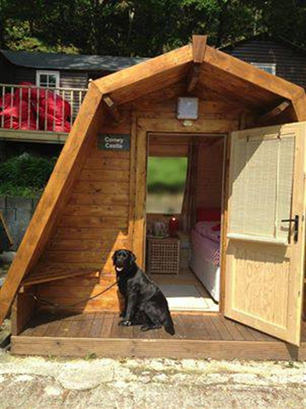 Bryn Dinas Camping Pods Glamping Camping Pods In