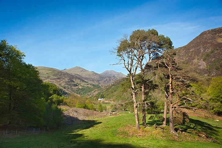 Beddgelert in the heart of Snowdonia