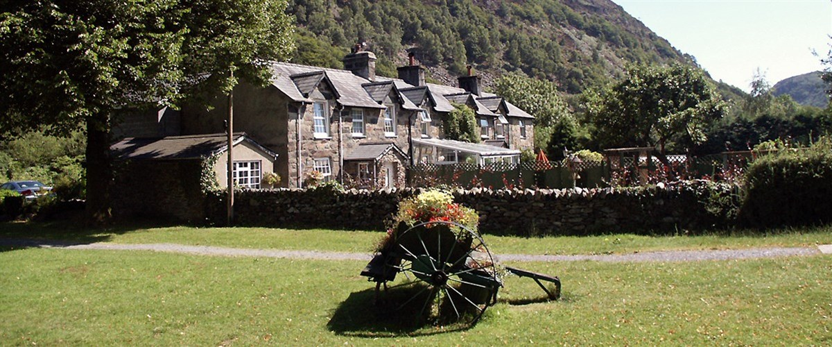 Self Catering Holidays in Snowdonia